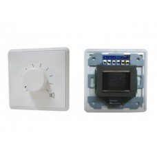 100V Volume Controller With Relay.